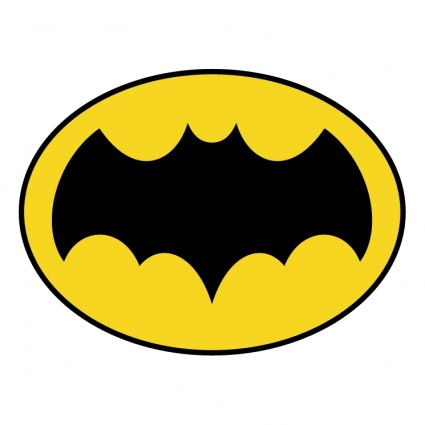 Batman Logo Stencil Template Picture Cake