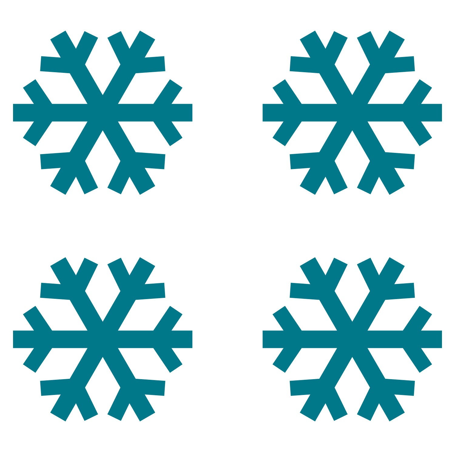 simple snowflakes clipart best snowflakes clipart free snowflake clipart black and white