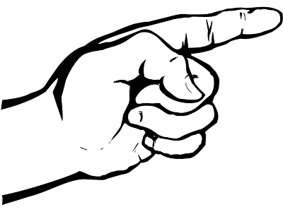 Pointing Finger - Royalty Free Images, Photos and Stock ...