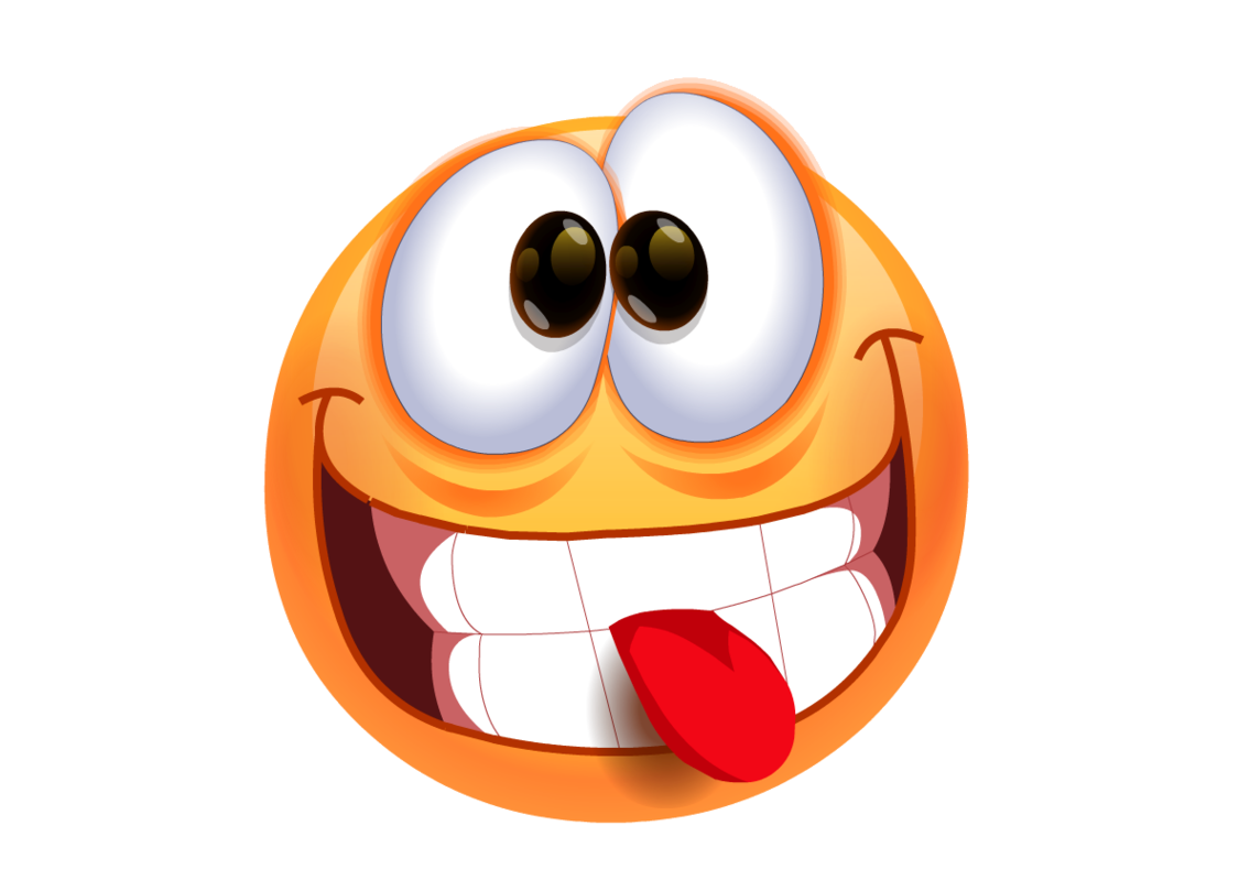 Smiley Face Sticking Out His Tongue Clipart - Free to use Clip Art ...