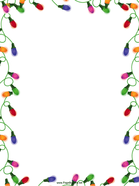 Microsoft Word Christmas Borders - ClipArt Best
