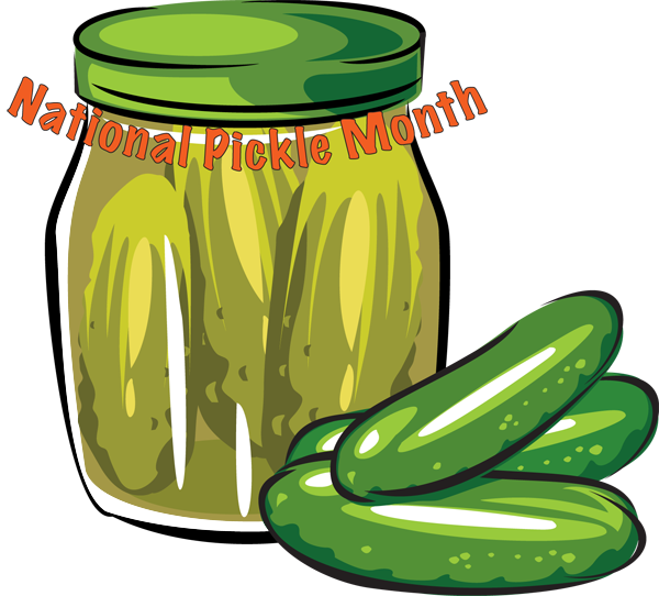 Gallery For > Pickl... Happy Pickle Clipart