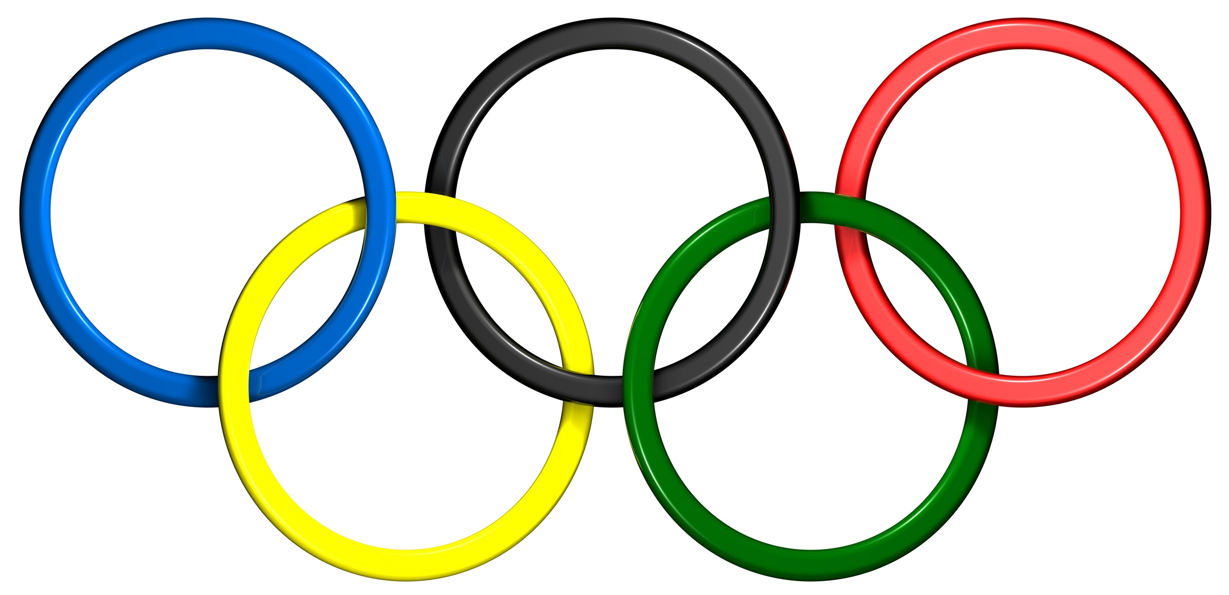 Olympic Rings Images Clipart Best
