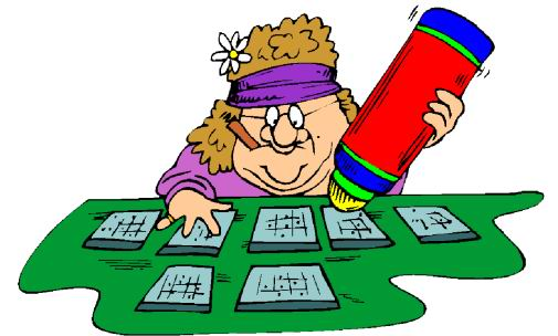 free bingo clipart downloads - photo #6