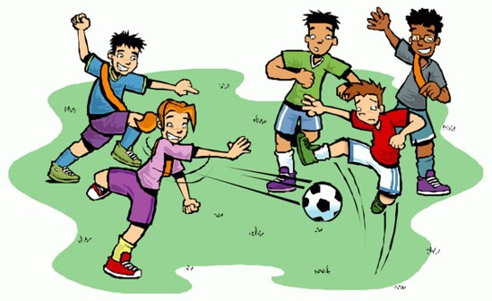 free clip art football game - photo #25