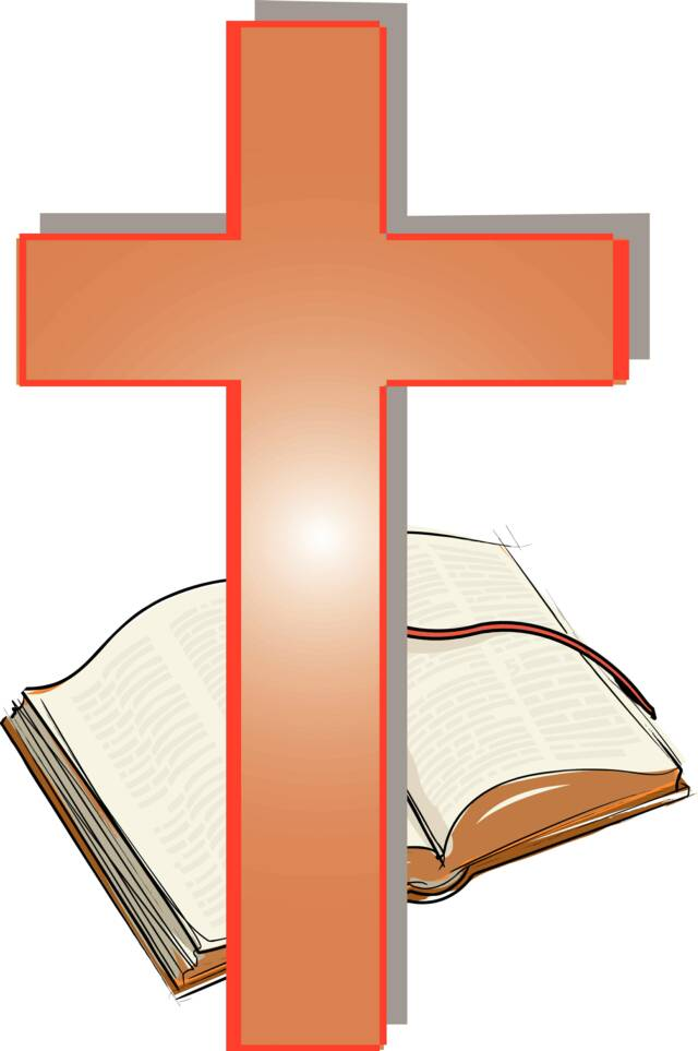 cross and the bible - photo #41