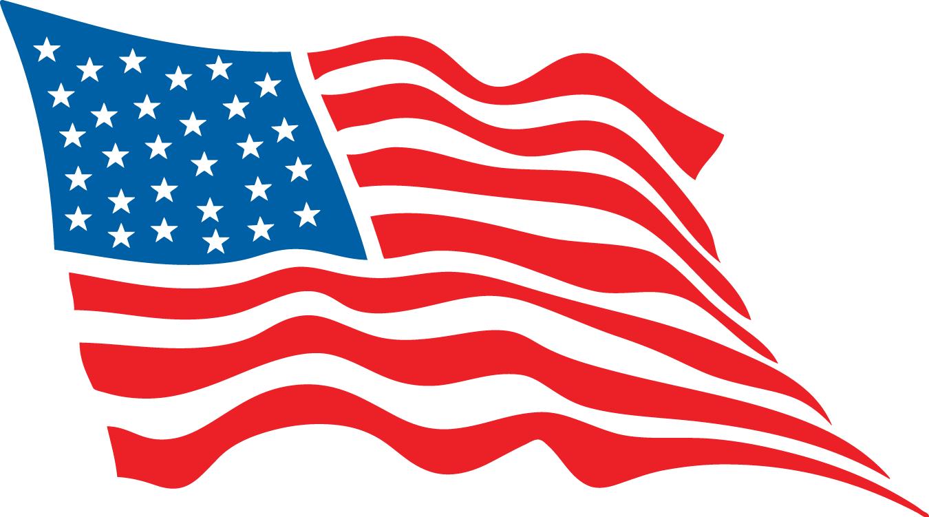 american flag vintage vector - photo #35