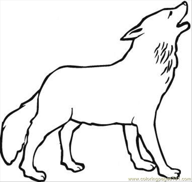 Chibi Wolf Coloring Page Clipart Best Chibi Wolf Coloring Pages