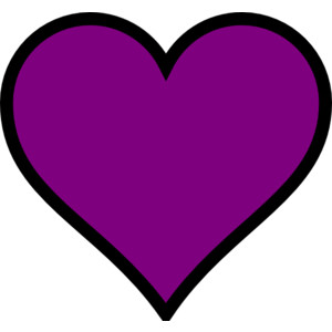Purple Heart 2 clip art - Polyvore - ClipArt Best ...