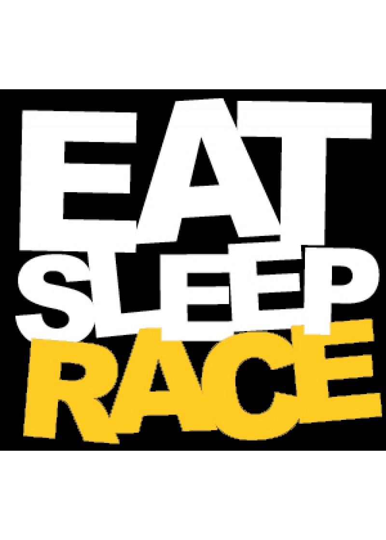 Eat sleep logo