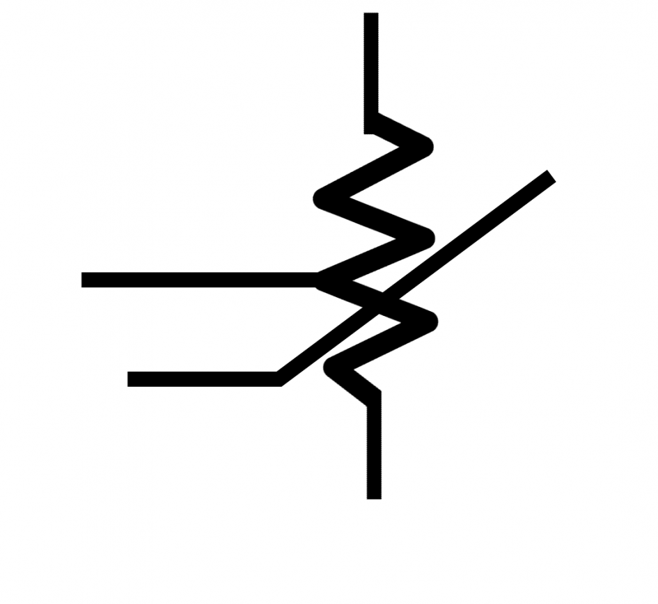 fixed resistor symbol 28 images fixed resistor symbol