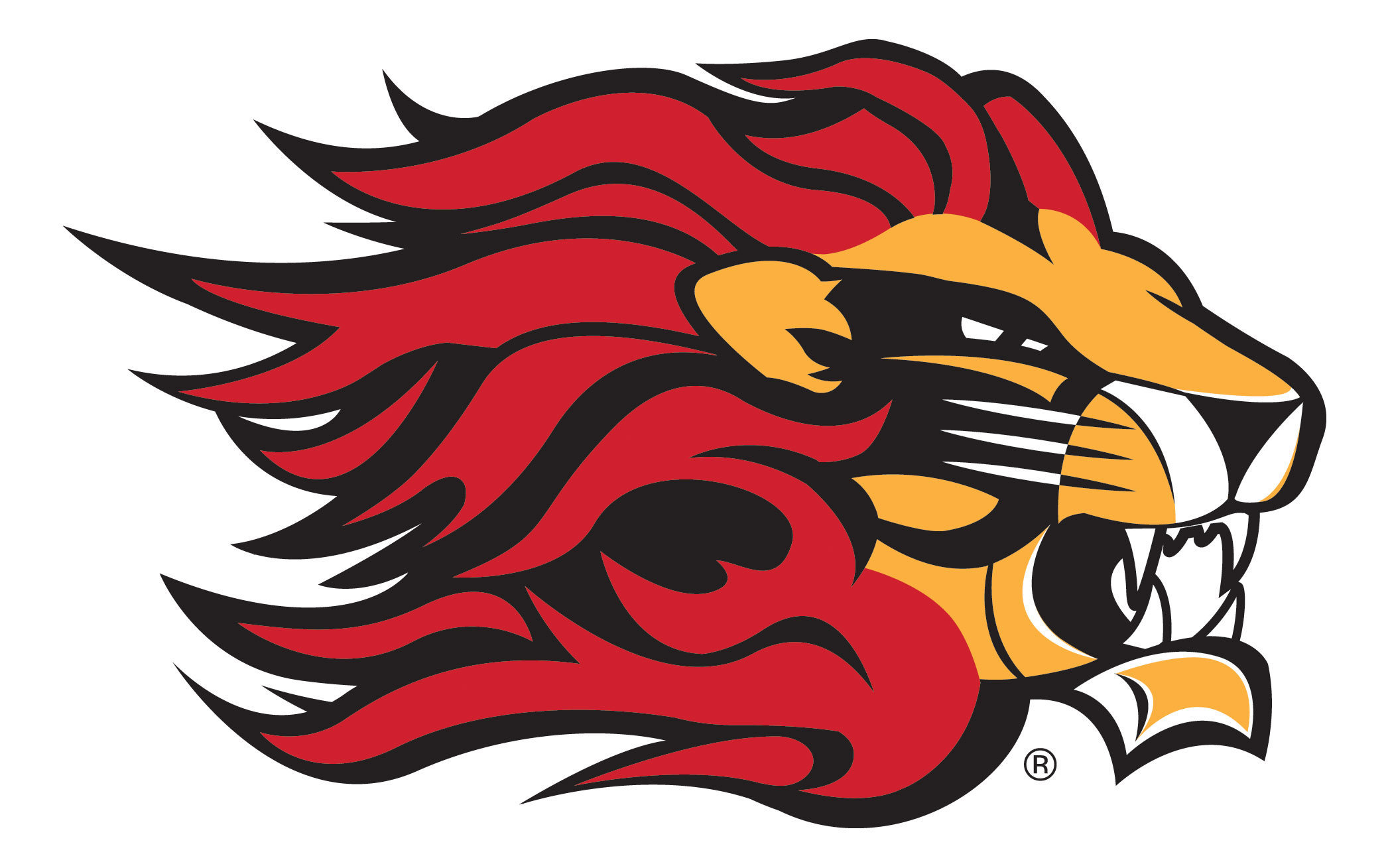 Golden lion logo quiz