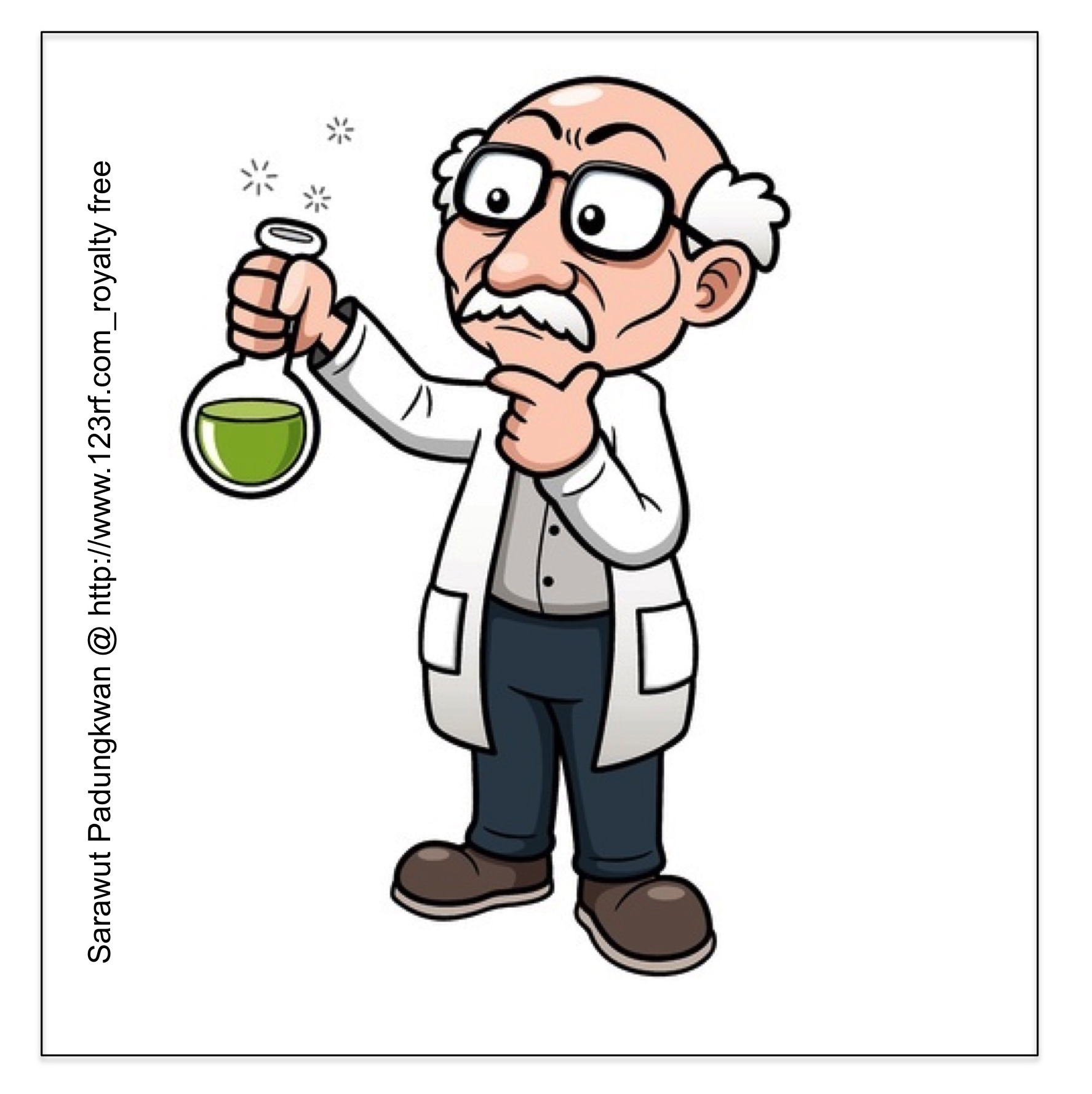 How To Draw A Scientists - ClipArt Best