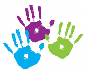 images of handprints clipart best hand print clip art black and white hand print clip art borders