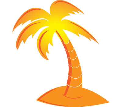 Palm Trees Logo - ClipArt Best