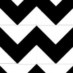 Chevron pattern clipart best for How to make a chevron template