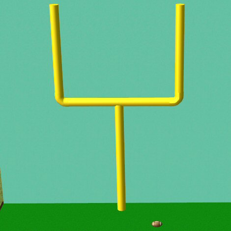 Football Goal Post Pictures - ClipArt Best