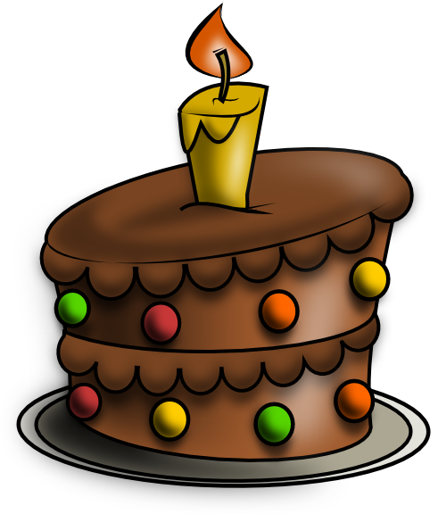 Cake Designs Clip Art : Birthday Cake Png - ClipArt Best