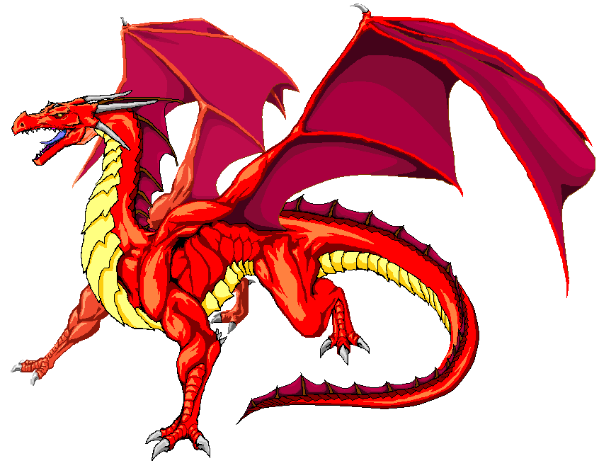 Red Dragon Pic - ClipArt Best