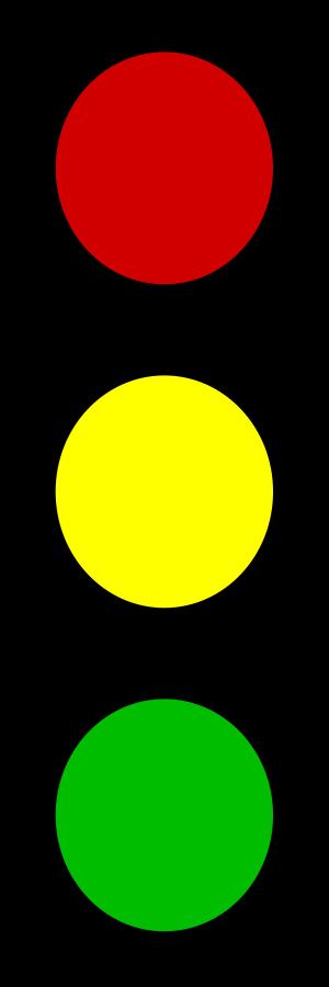 Traffic Light Signal - ClipArt Best