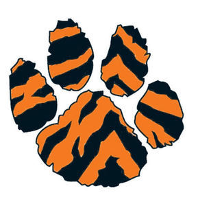 tiger paws clipart how to draw a tiger paw cliparts co