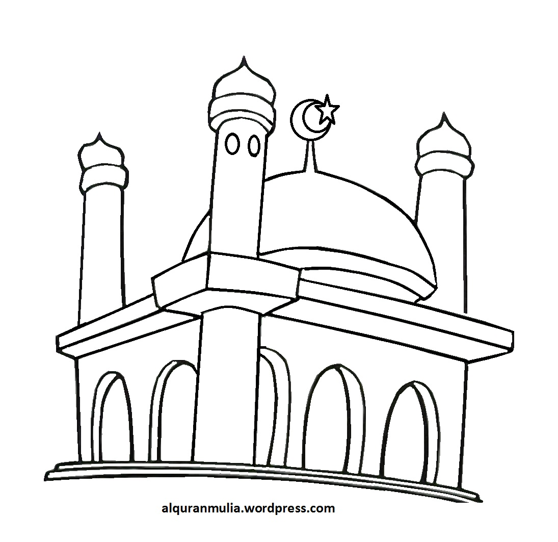 Masjid Kartun ClipArt Best
