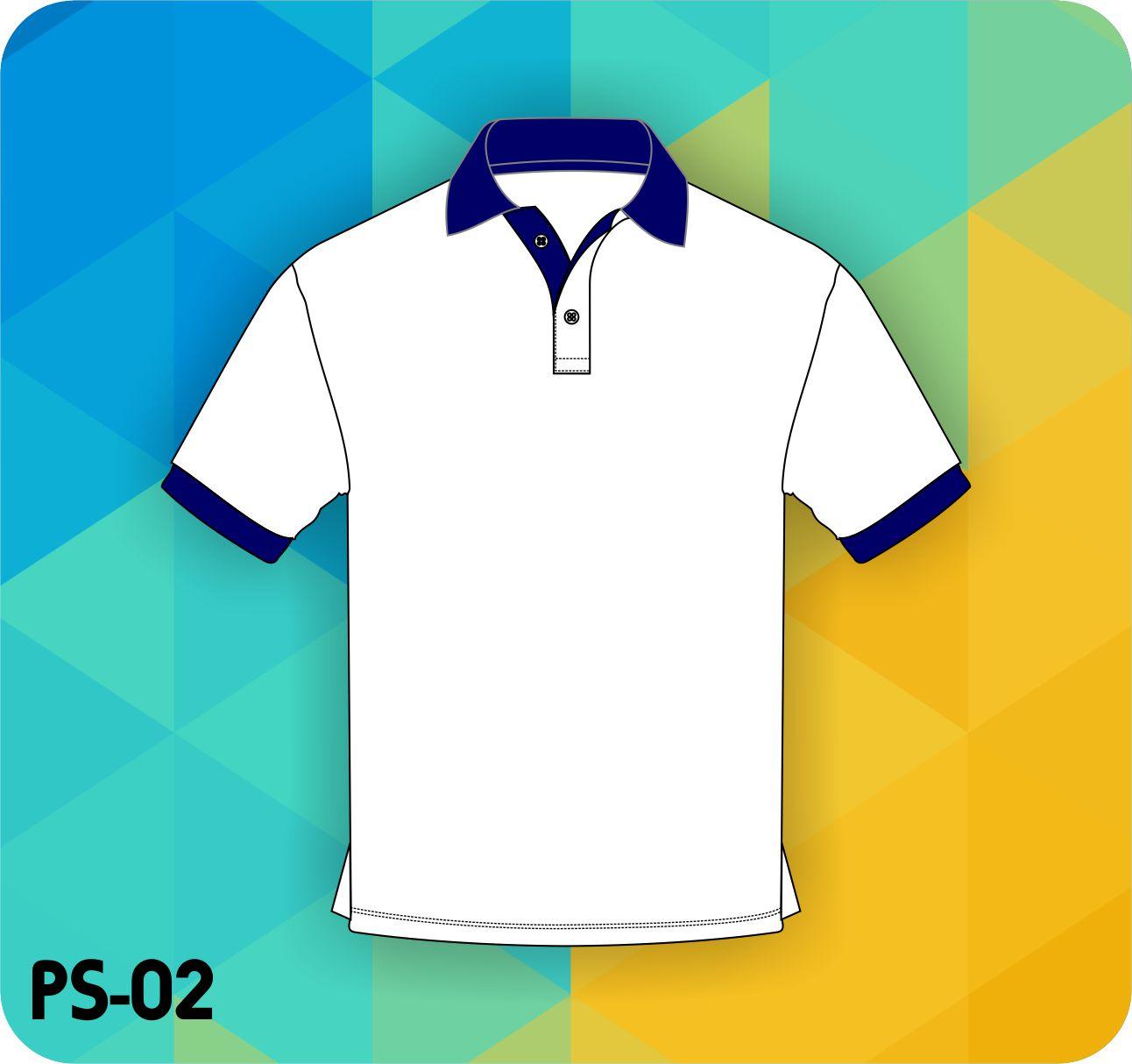 Baju Polo Polos Clipart Best