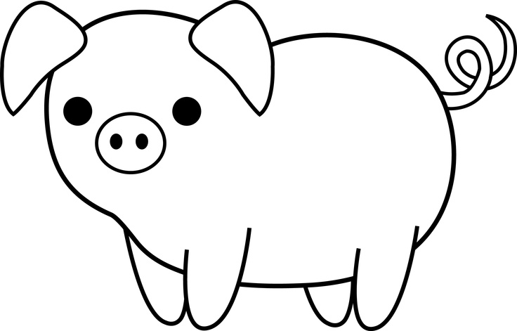 Pig Ears Cartoon - ClipArt Best