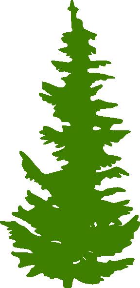 clip art tree silhouette - photo #49