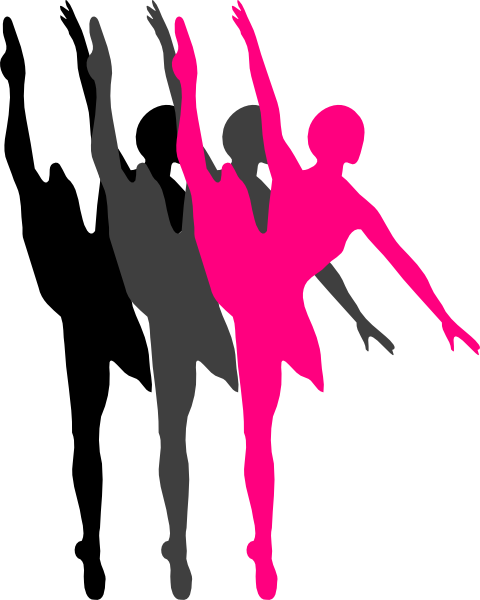 Jazz Dancer Silhouette Png Dancer silhouette clip art