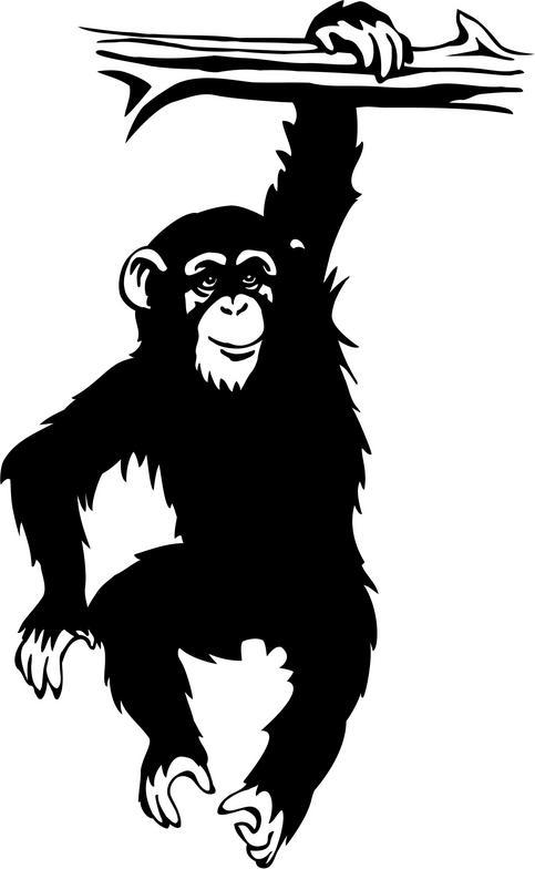 chimpanzee clip art clipart best chimpanzee clipart free chimpanzee clip art free