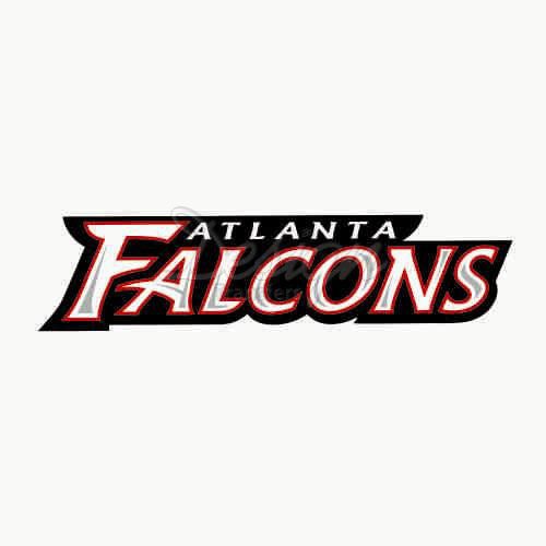 Design Atlanta Falcons iron on transfesrs to decorate your T ...