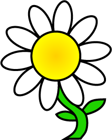 Clipart Daisies - ClipArt Best