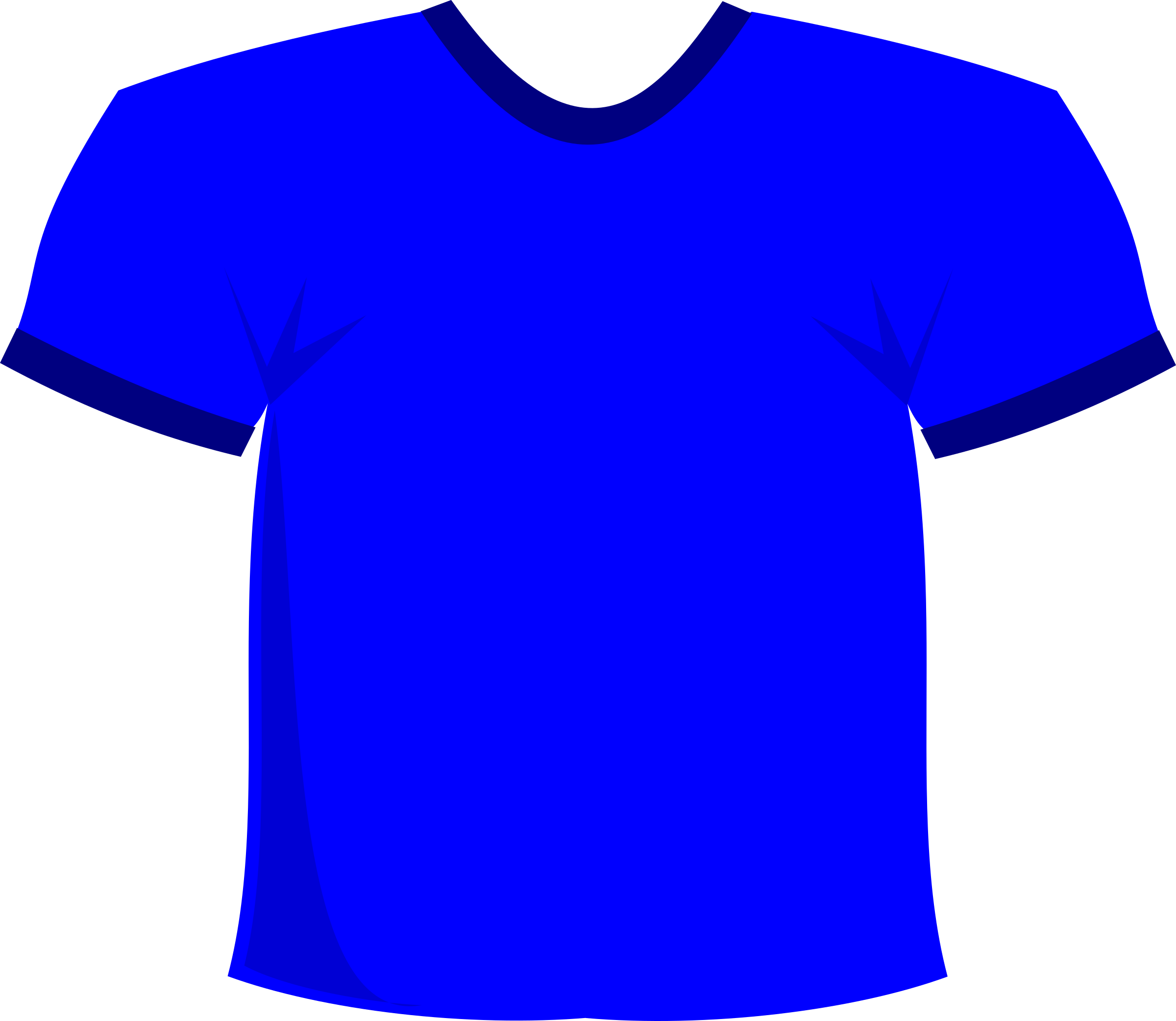 Blue t shirt Icons  Free Download PNG and SVG