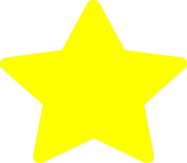 Epic image regarding printable yellow stars