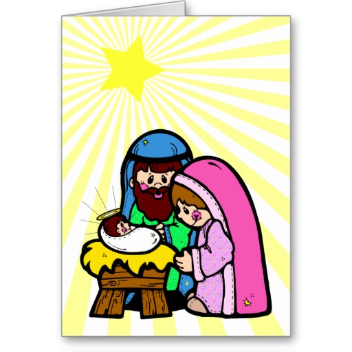 Cartoon Nativity Scene - ClipArt Best