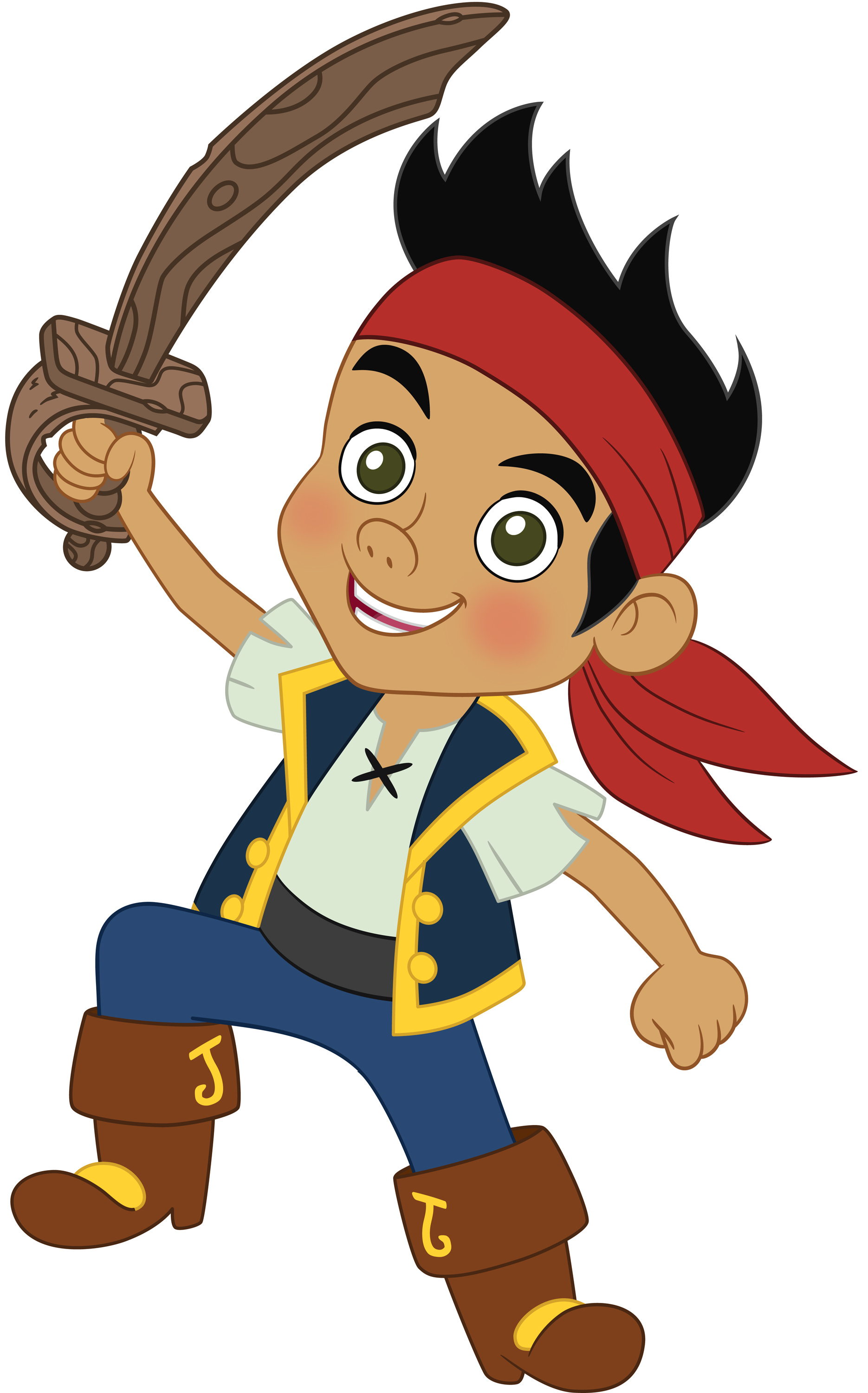 Pirate Clipart For Kids - Free Clipart Images