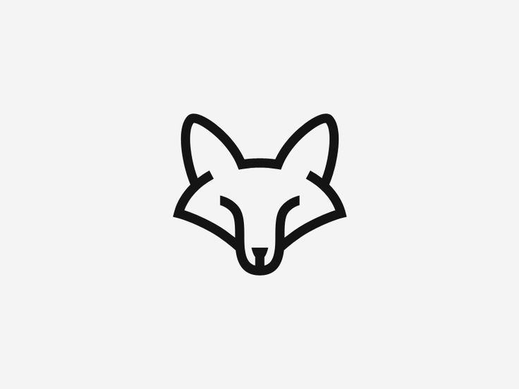 Fox Logo | Logo design, Logos and ...