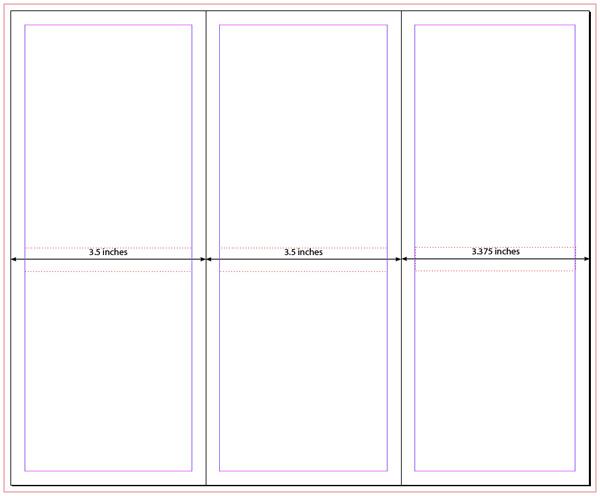 Free Printable Tri Fold Brochure Templates ClipArt Best – Free Printable Tri Fold Brochure Templates