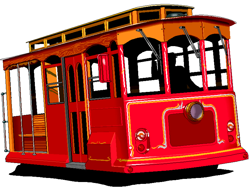 Trolley - ClipArt Best