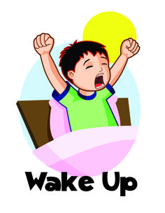 waking up in snow clipart clipart best boy wake up clipart wake up clipart girl