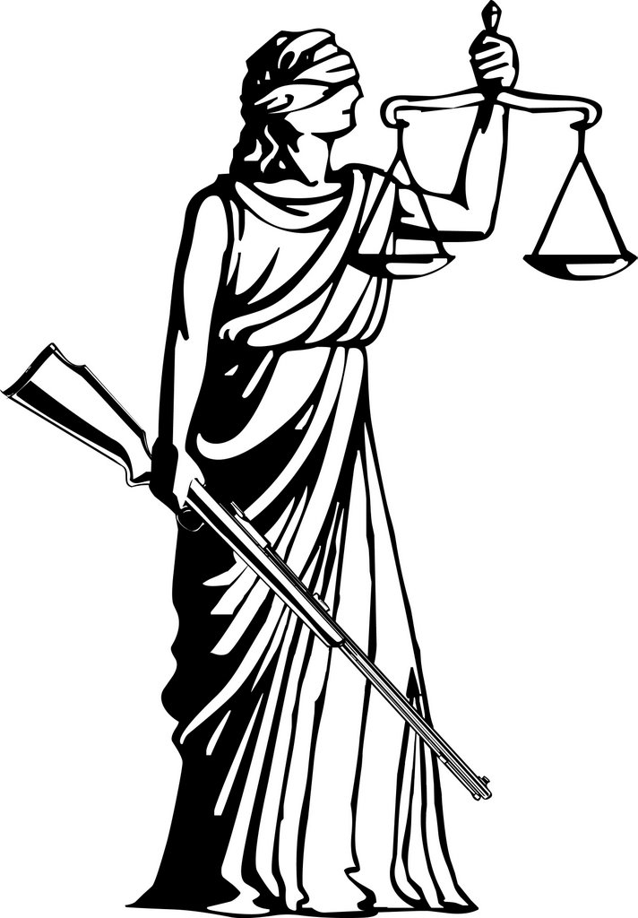 lady justice statue drawing - photo #8
