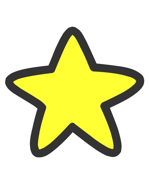 Small star image free cliparts that you can download to you computer