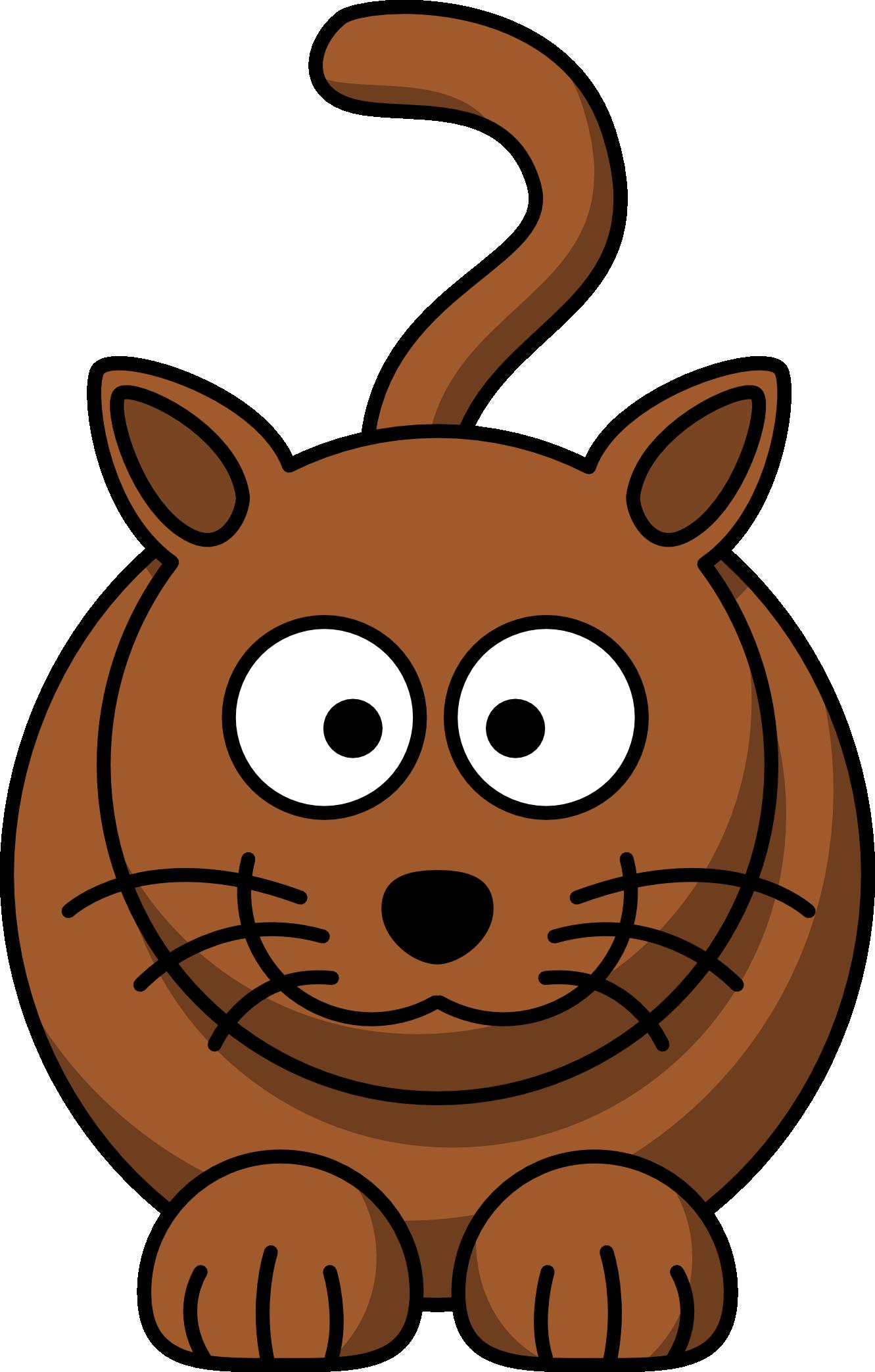 Cartoon Cat Picture - ClipArt Best