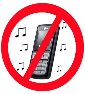 photo relating to No Cellphone Sign Printable named Printable No Mobile Telephone Indicator - ClipArt Perfect