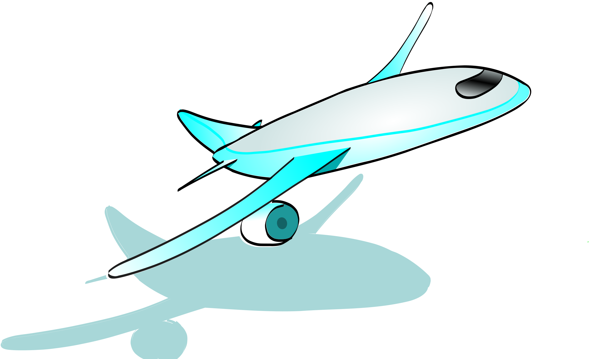 Airplane Clip Art Free Download
