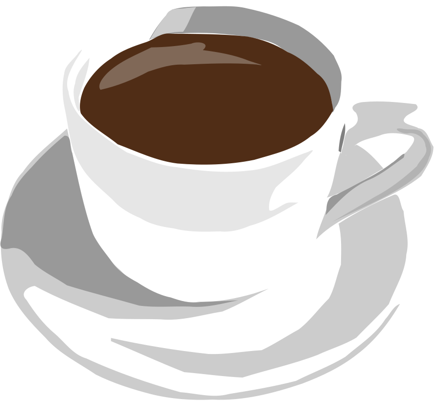 coffee can clip art - photo #25