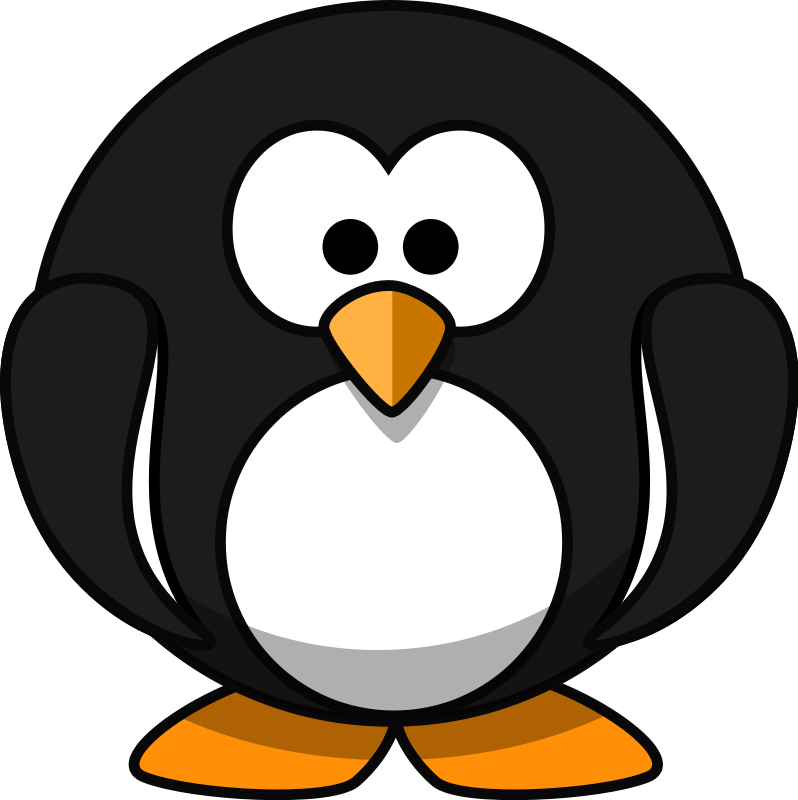 Images of cute cartoon penguins - photo#2