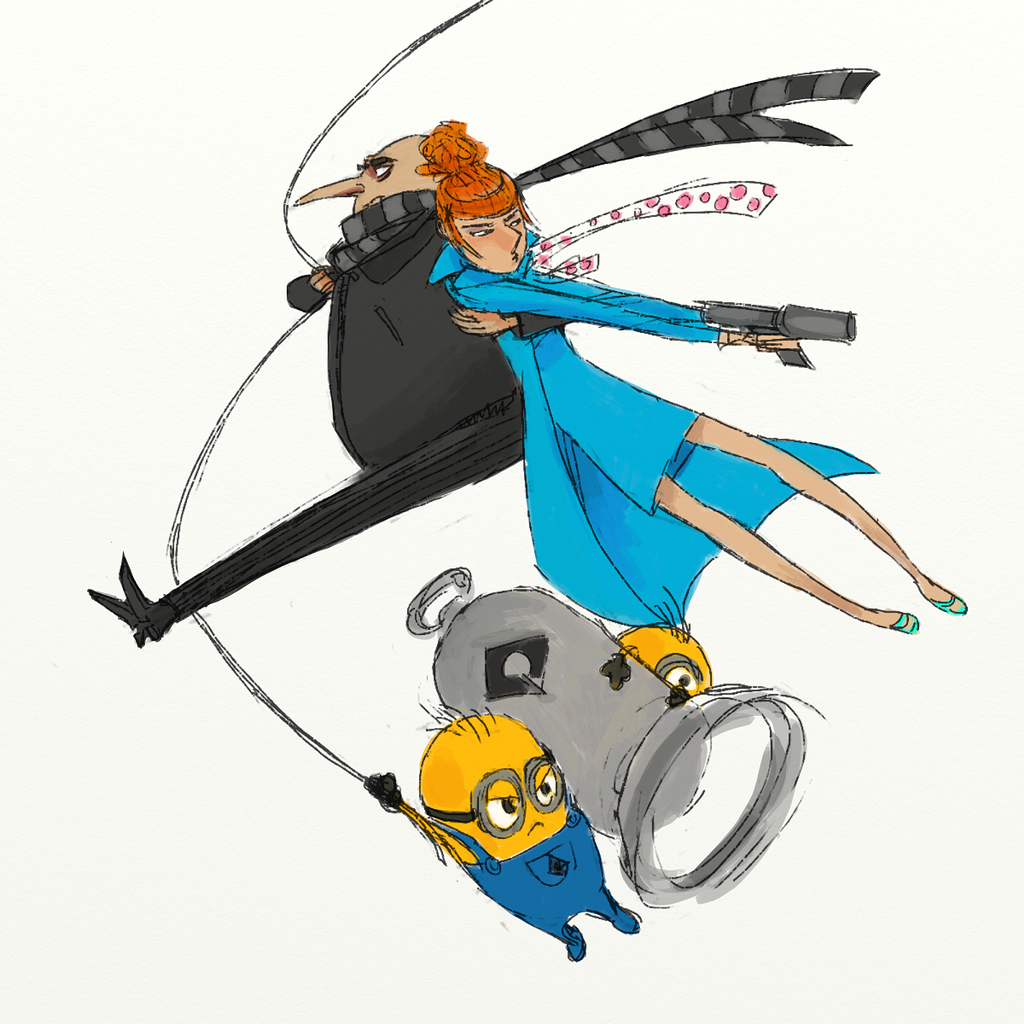 gru clipart despicable me - photo #25