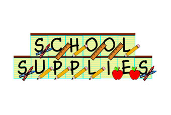 School Supply Pictures - ClipArt Best
